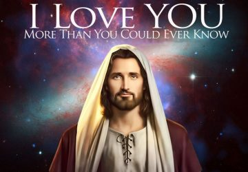 Jesus Loves You Quotes Image