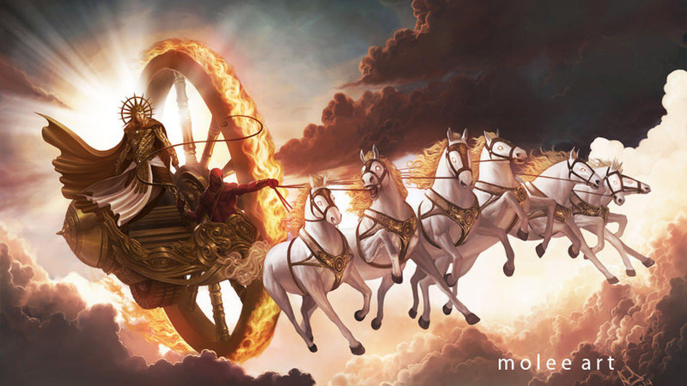 Lord Surya Dev 3d Images