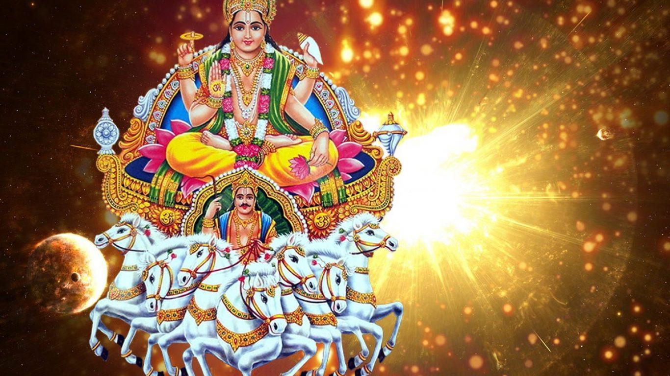 Lord Surya Dev Images