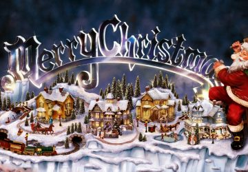 Merry Christmas Picture Hd Wallpaper