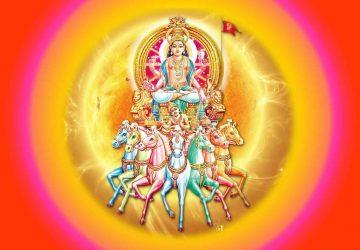 Shree Surya Dev Wallpaper