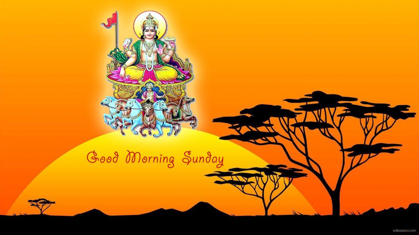 Sunday Good Morning Wallpaper Hindu Gods And Goddesses