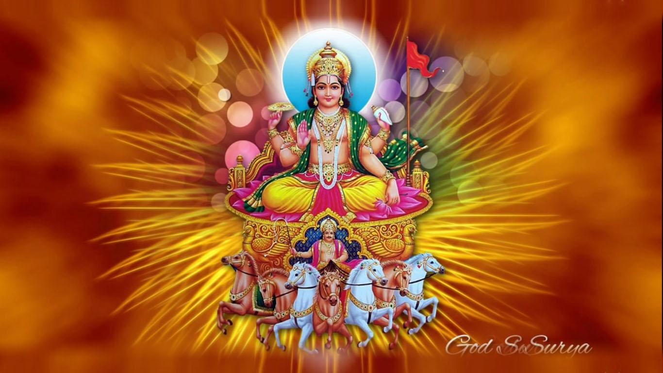Surya Dev Full Hd Wallpaper Download Hindu Gods And Goddesses