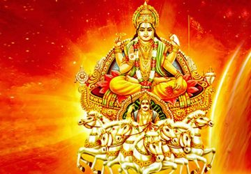 Surya Dev Hd Wallpaper
