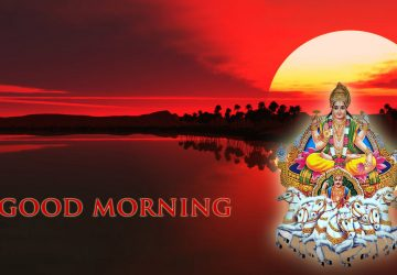 Surya Dev Image Good Morning