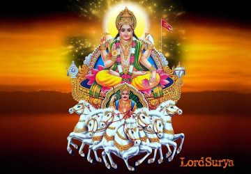 Surya Dev Wallpaper Free Download
