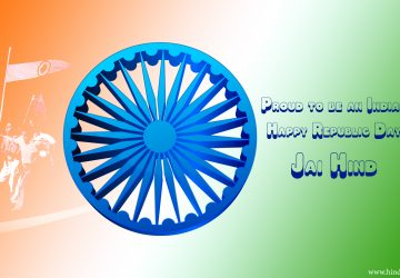 26 January Republic Day Hd Background Wallpaper