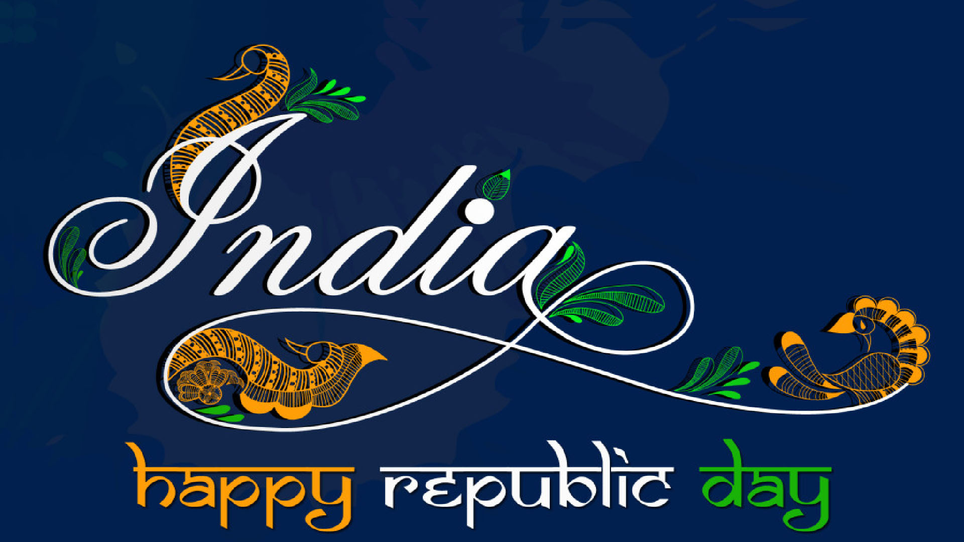 26 January Republic Day Hd Wallpaper Free Download