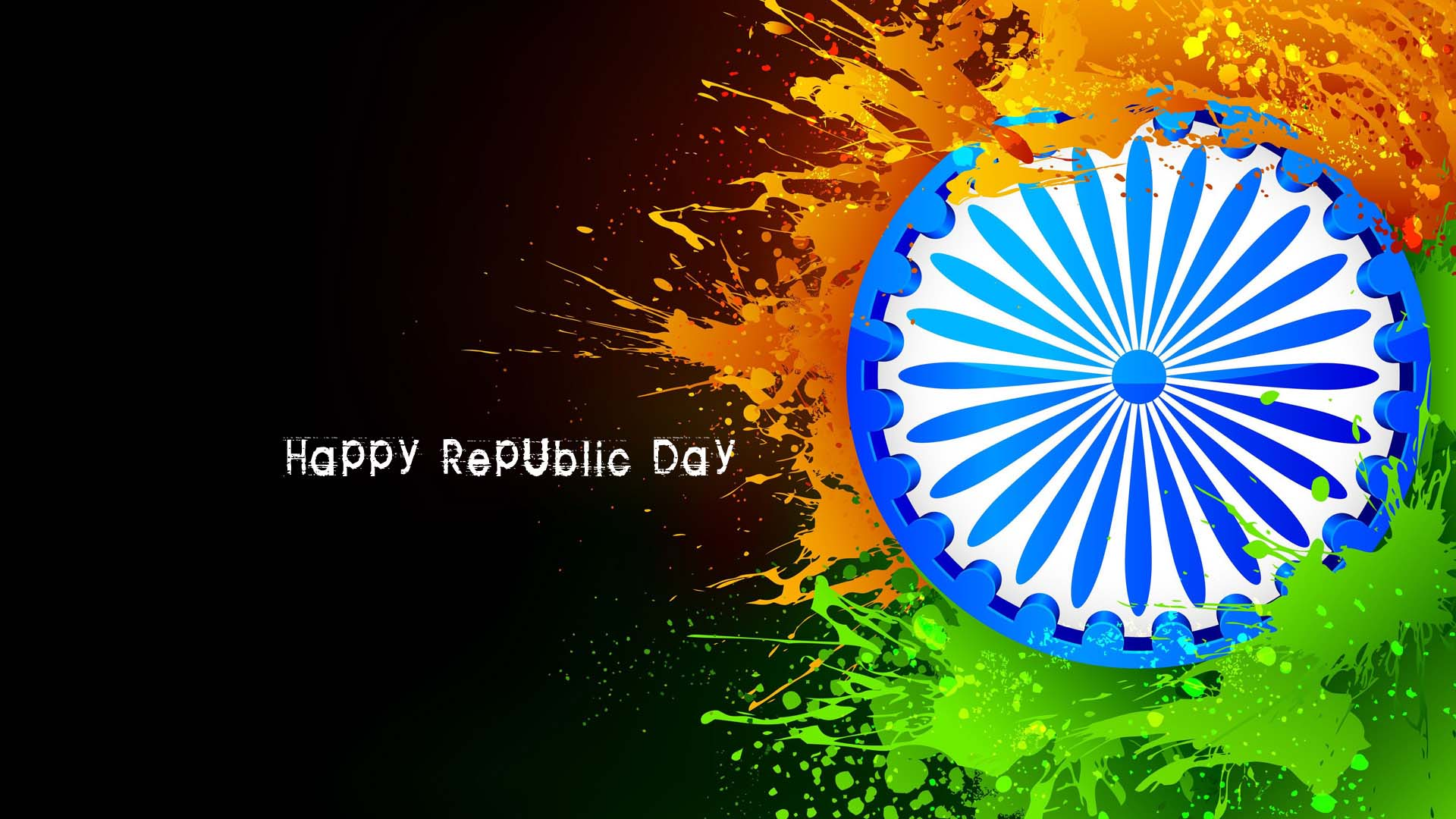 Indian Flag Wallpaper For Happy Republic Day Hd 1366×768