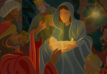 Baby Jesus With Mother Mary And Joseph Pictures