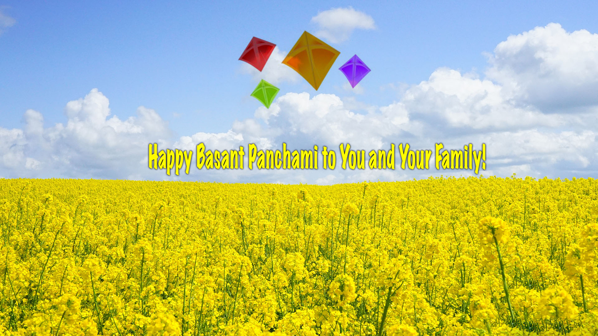 Basant Panchami Wallpapers 1080p
