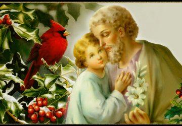 Beautiful Images Of Joseph With Jesus