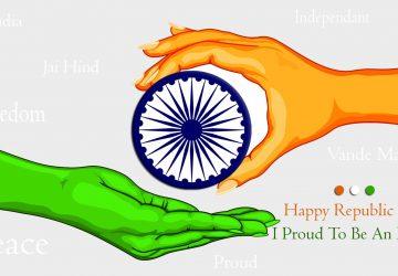 Beautiful Indian Republic Day Proud Hd Photo