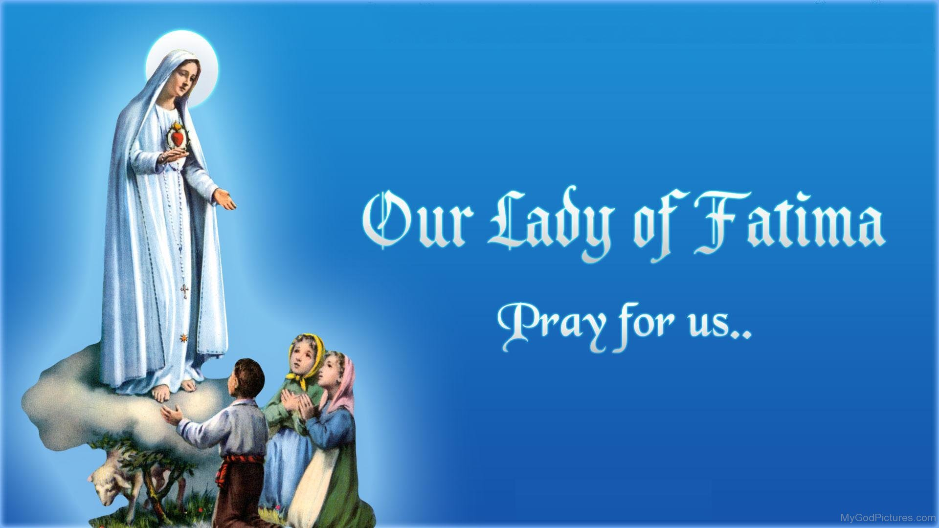 Beautiful Pictures Of Our Lady Of Fatima