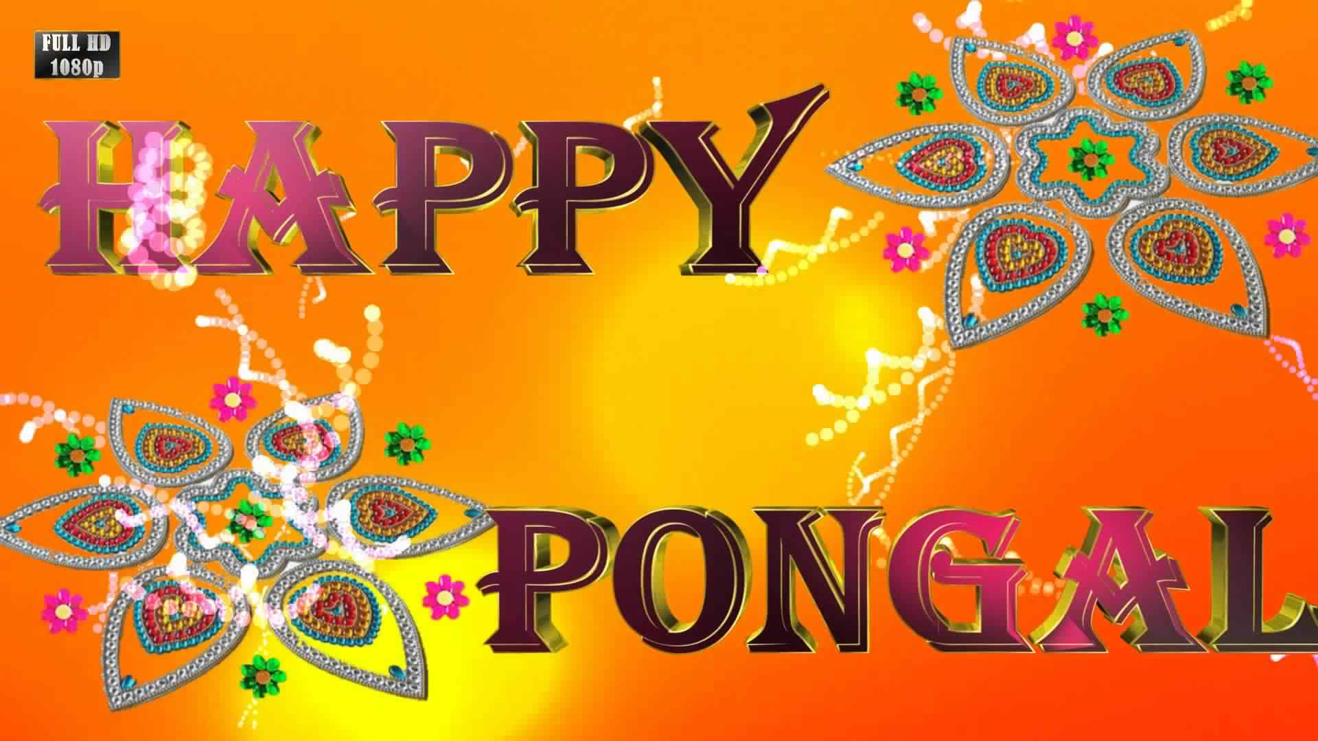 Best Happy Pongal Wishes Images Wallpaper