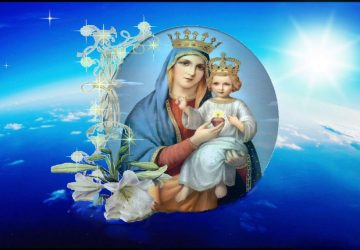 Best Images Of Mother Mary And Baby Jesus