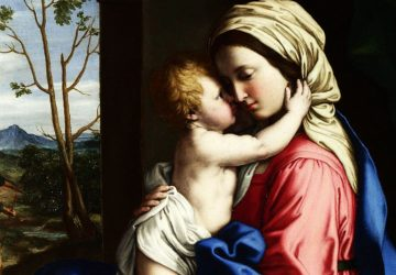 Catholic Pictures Of Mary And Baby Jesus