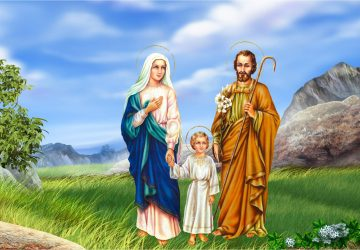 Catholic Pictures Of The Holy Family