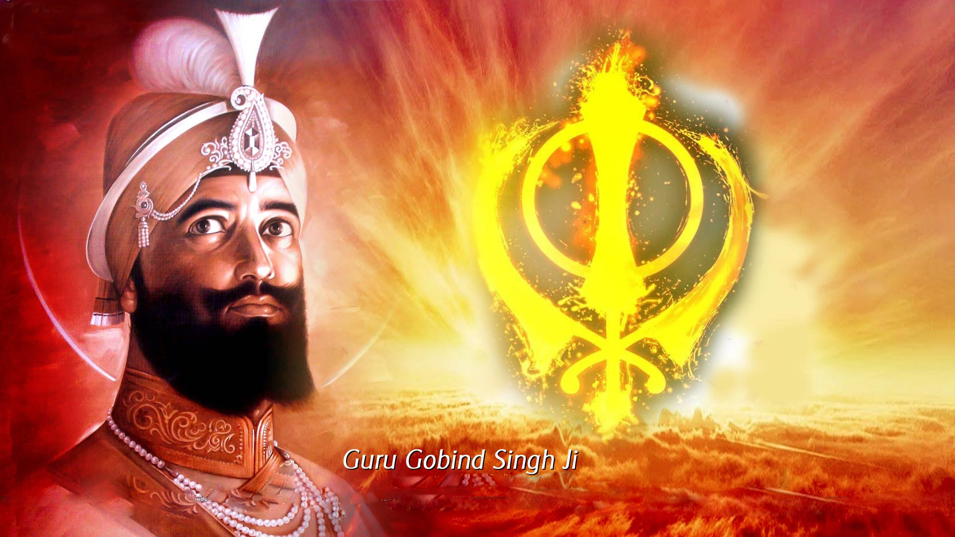 Guru Gobind Singh Ji Full Hd Wallpaper Download