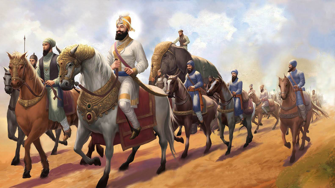 3d Guru Gobind Singh Quotes Wallpaper Images Hd Free Download