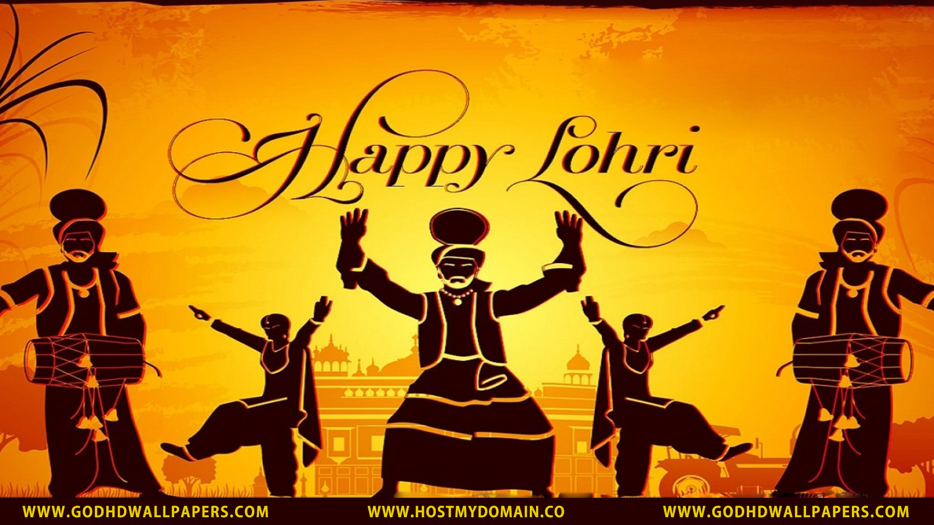 Happy Lohri Festival Wishes Quotes Images Hd Wallpapers 1080p