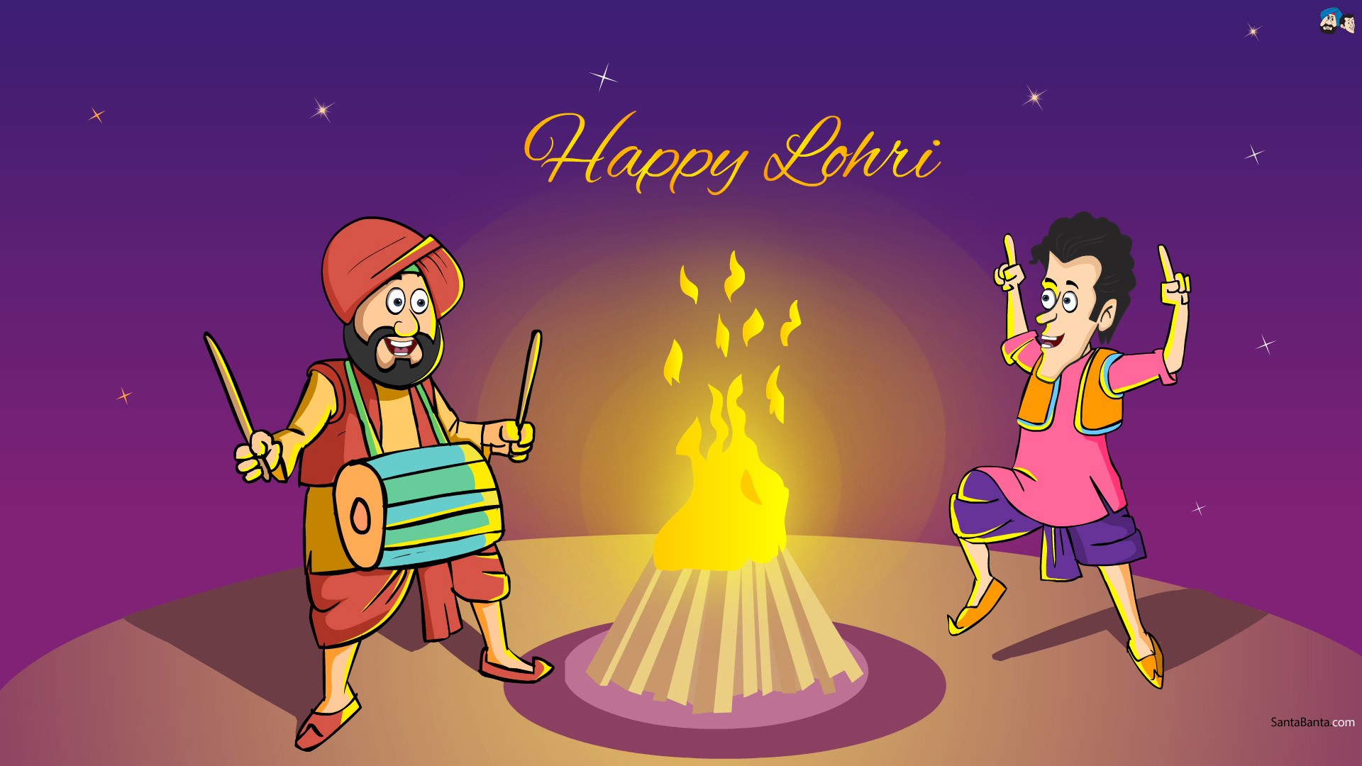 Happy Lohri Images High Quality
