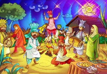 Happy Lohri Wallpapers Full Size Download