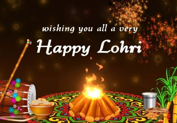 Happy Lohri Wishes Hd Wallpapers Download