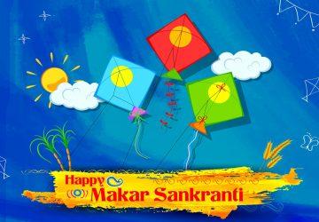Happy Makar Sankranti Image For Whatsapp Dp