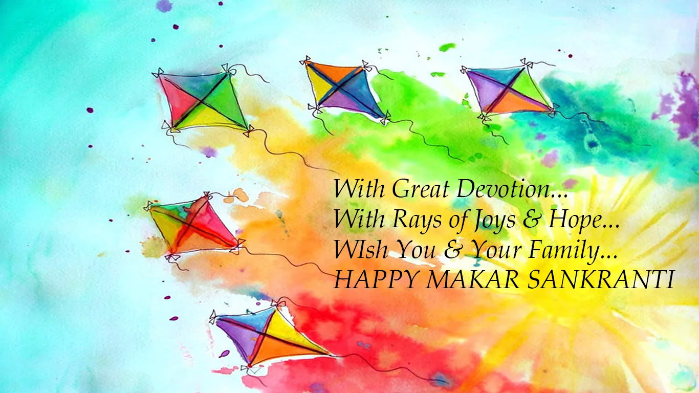 Happy Makar Sankranti Quotes With Images In Marathi English