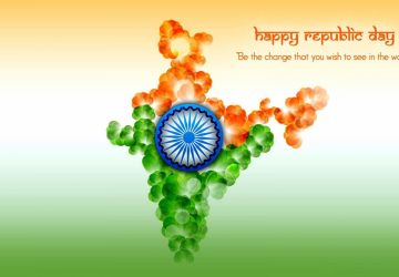 Happy Republic Day India Hd Wallpaper