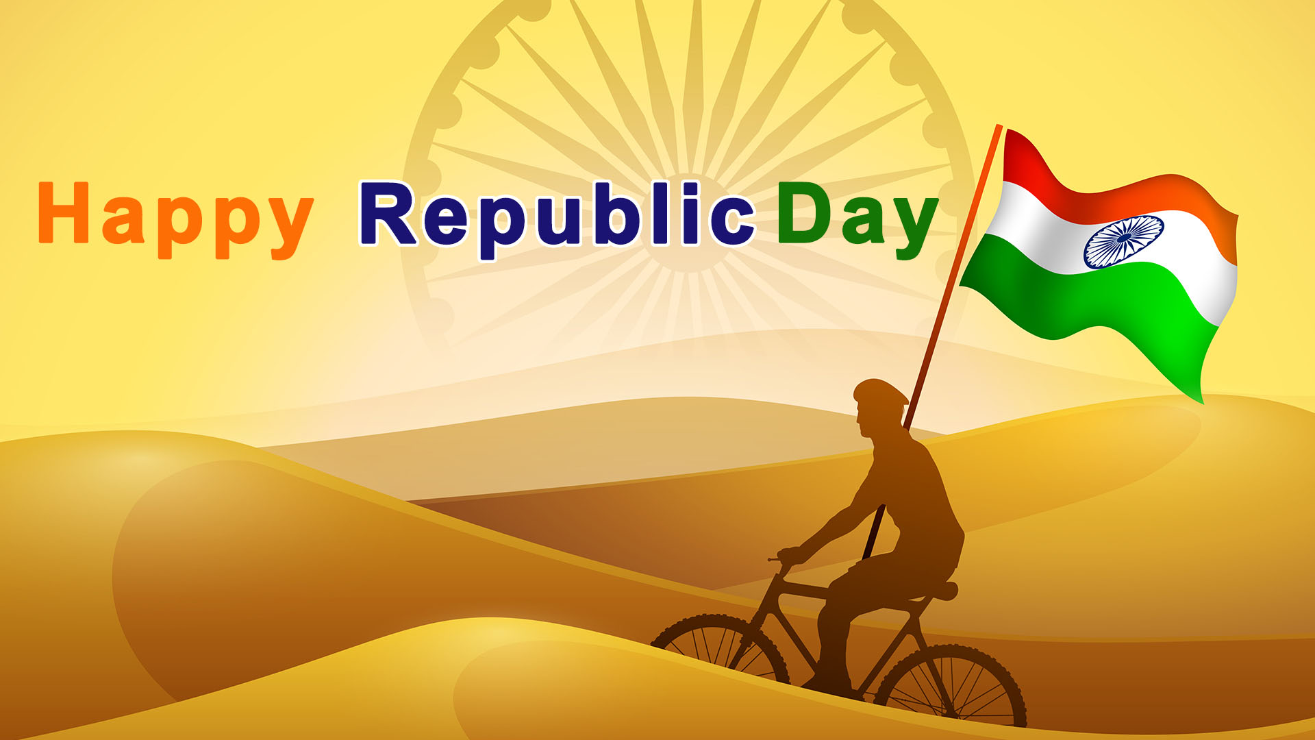Happy Republic Day Quotes For Iphone Android Phone Pc Hd Wallpaper