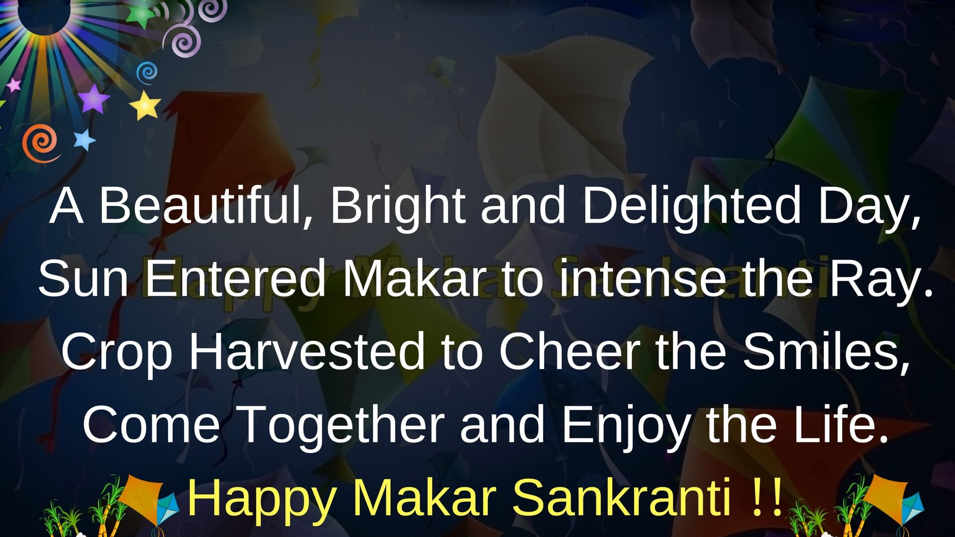 Happy Sankranti Images In Telugu