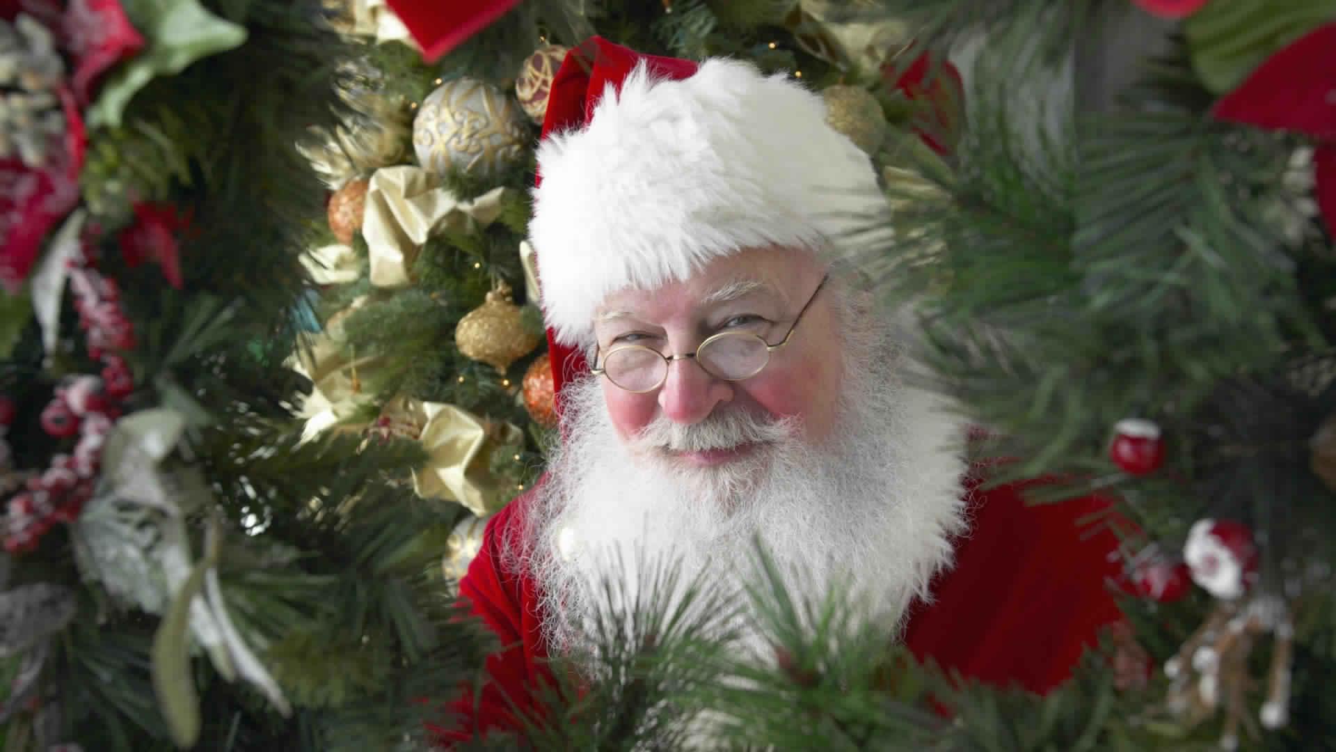 Holidays Santa Wallpaper 1920×1080