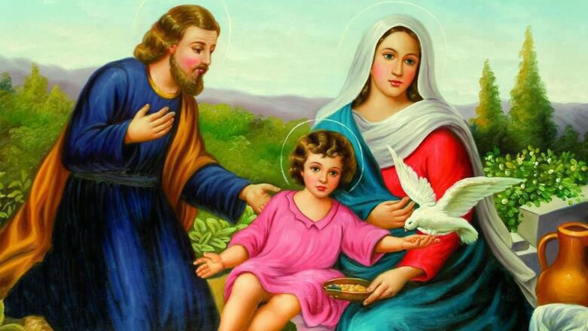 Holy Family Pictures High Resolution