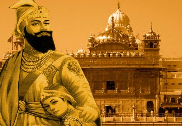 Images Of Guru Gobind Singh Ji With His Sons