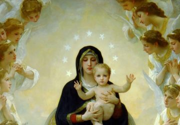 Images Of Mother Mary With Baby Jesus