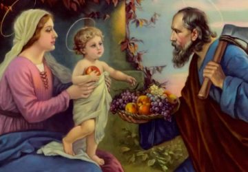 Images Of The Holy Family Of Jesus Mary And Joseph