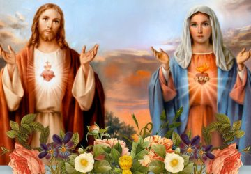 Jesus And Mother Mary Hd Images Free Download