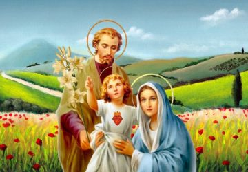 Jesus Mary Joseph Images Download