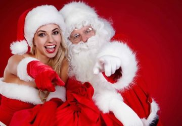 Latest Santa Claus Images Hd