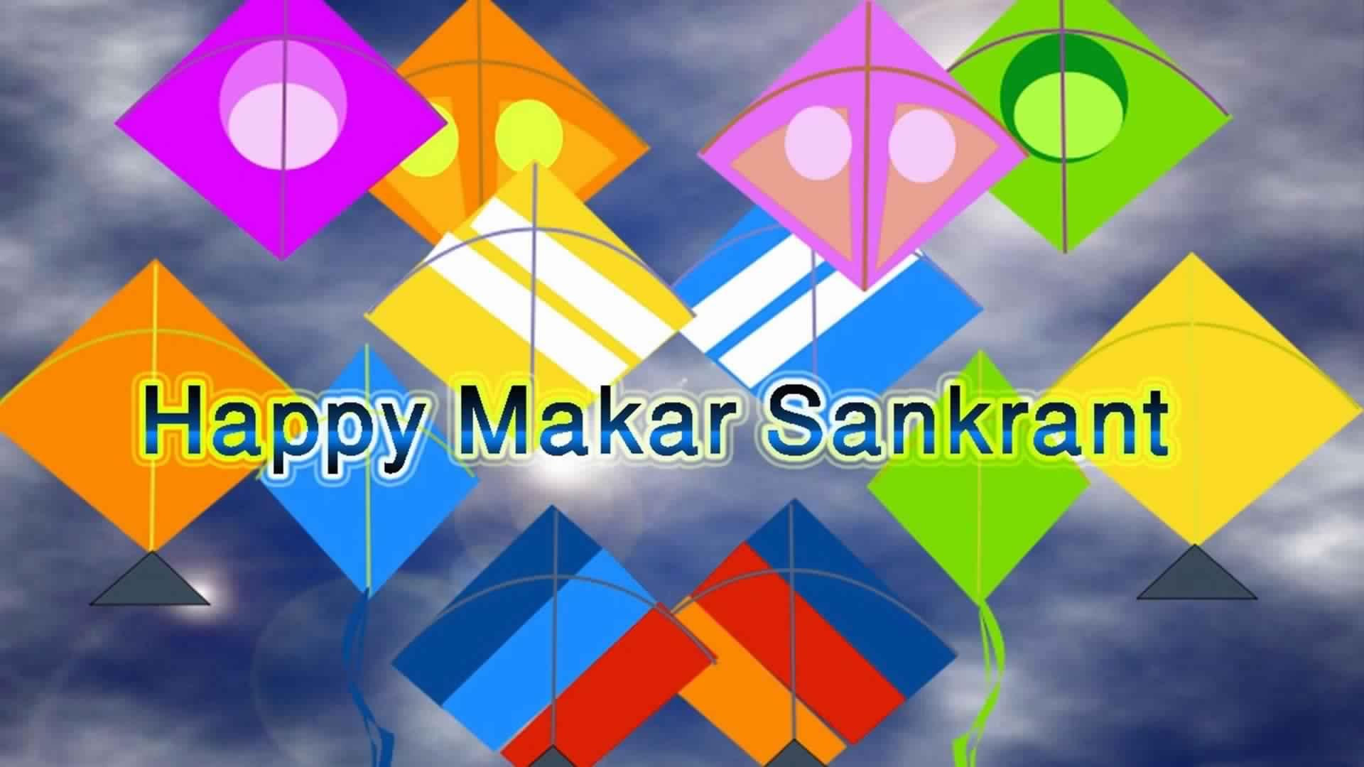 Makar Sankranti Festival Hd Photos Download