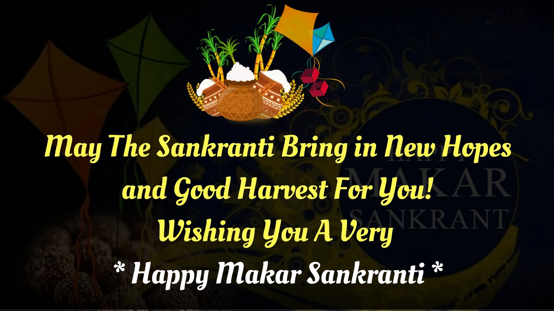 Makar Sankranti Slogan In English