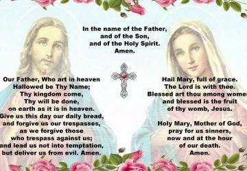 Mother Mary And Jesus Christ Hd Images Free Download