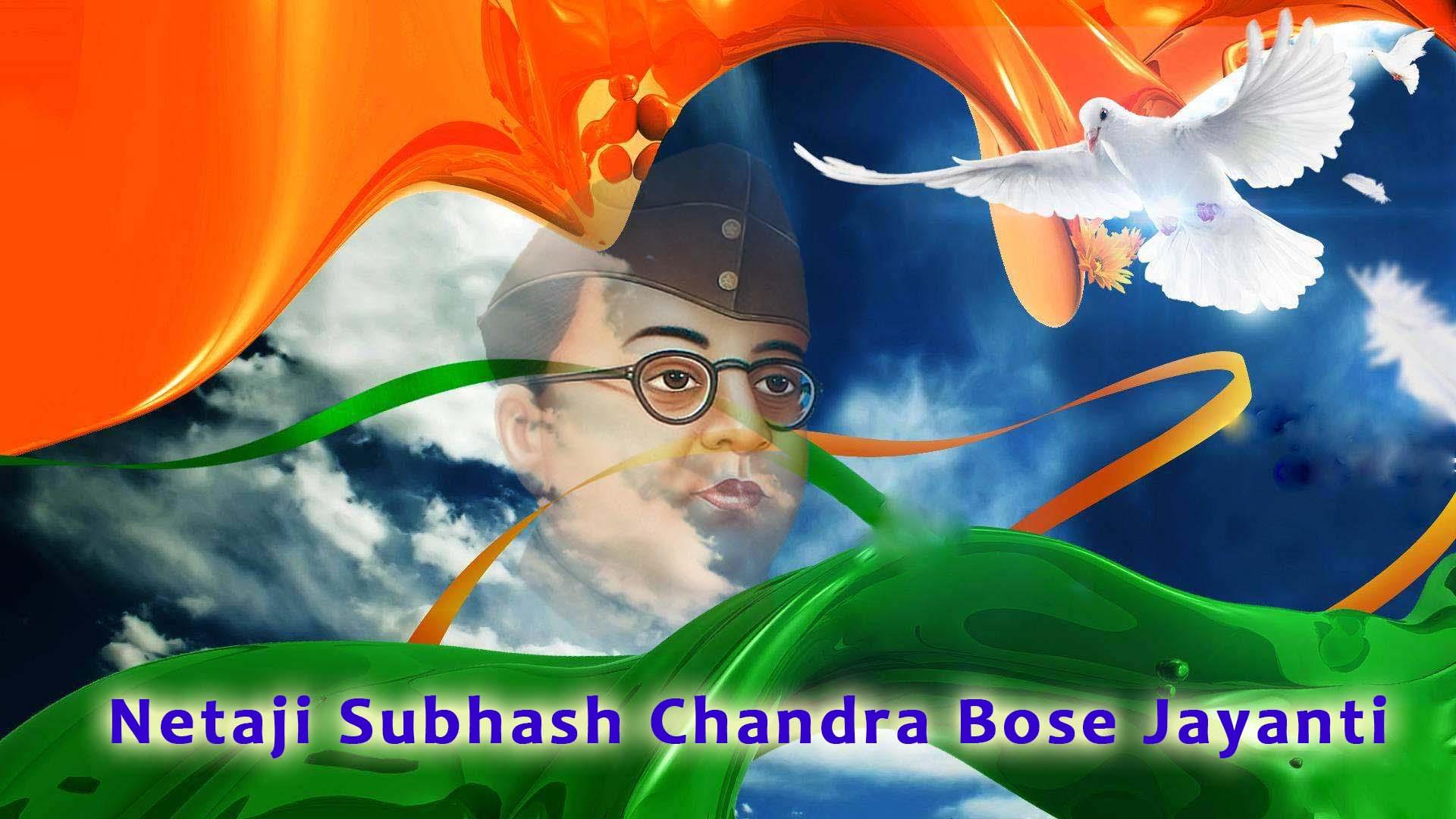 Netaji Subhash Chandra Bose Jayanti Hd Wallpapers
