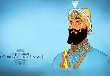 Original Picture Of Guru Gobind Singh Ji 3d Image Of Guru Gobind Singh Ji