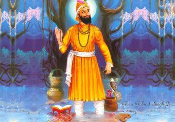Pictures Of Guru Gobind Singh Ji Maharaj Guru Gobind Singh Jayanti Wallpapers