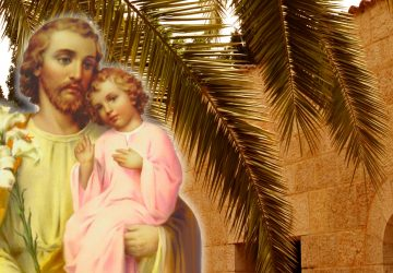 Pictures Of St Joseph With Jesus Download