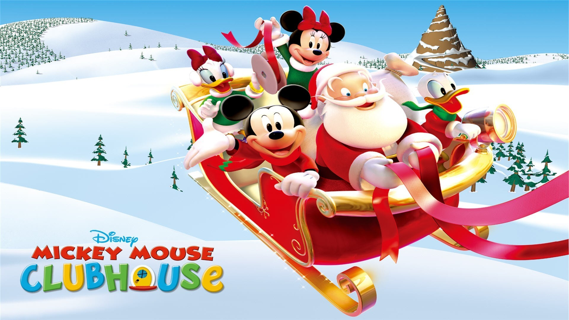 Santa Claus Cartoon Hd Images Free Download 1