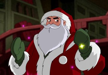 Santa Claus Cartoon Hd Images Free Download